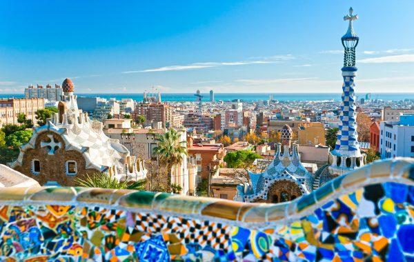 Уікенд в Барселоні