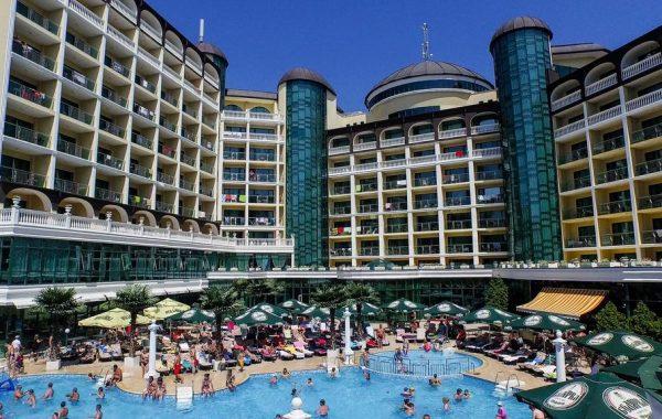 Planeta Hotel & Aquapark 5* (автобусний тур)