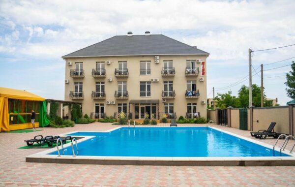 Готель «PARADISE»